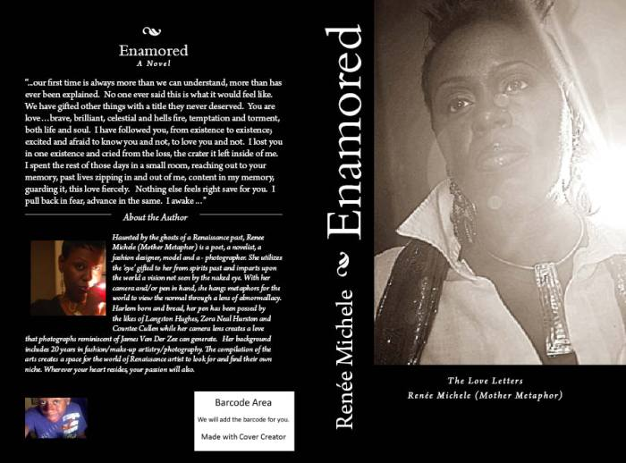 ENAMORED FINAL BOOK COVER